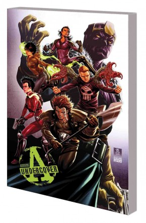 AVENGERS UNDERCOVER THE COMPLETE COLLECTION GRAPHIC NOVEL