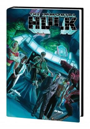 IMMORTAL HULK VOLUME 3 HARDCOVER