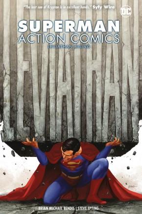 SUPERMAN ACTION COMICS VOLUME 2 LEVIATHAN RISING GRAPHIC NOVEL