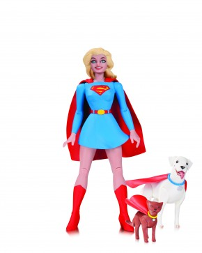 DC DESIGNER SERIES DARWYN COOKE SUPERGIRL ACTION FIGURE