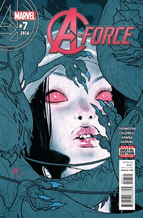 A-FORCE VOLUME 2 #7