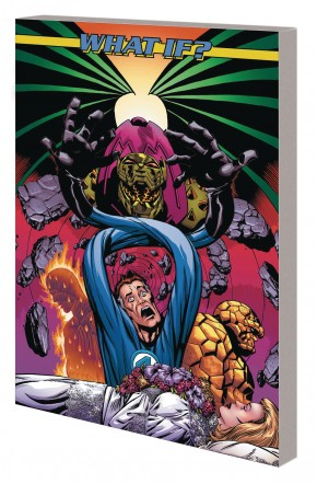WHAT IF? CLASSIC COMPLETE COLLECTION VOLUME 4 GRAPHIC NOVEL