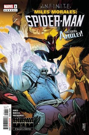 MILES MORALES SPIDER-MAN ANNUAL #1  (2018 SERIES)