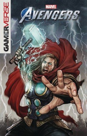 MARVELS AVENGERS ROAD TO A DAY GRAPHIC NOVEL