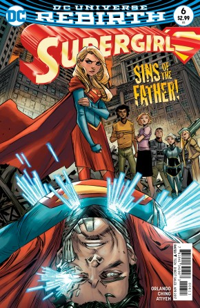 SUPERGIRL #6 (2016 SERIES)