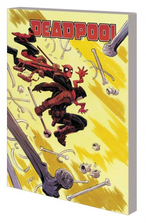 DEADPOOL SKOTTIE YOUNG VOLUME 2 GRAPHIC NOVEL