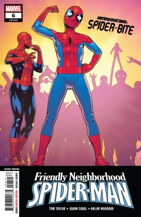 FRIENDLY NEIGHBORHOOD SPIDER-MAN #6 (2019 SERIES) 2ND PRINTING