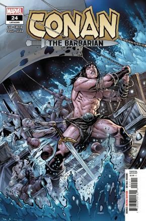 CONAN THE BARBARIAN #24 (2019 SERIES)
