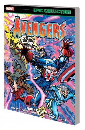 AVENGERS EPIC COLLECTION TAKING AIM GRAPHIC NOVEL