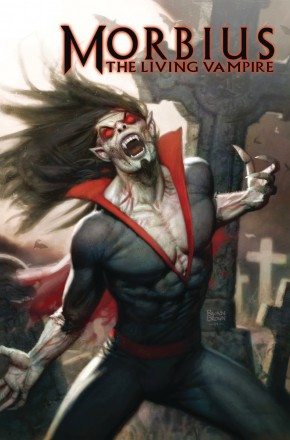 MORBIUS VOLUME 1 GRAPHIC NOVEL