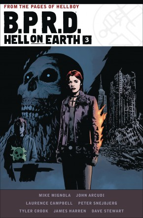 BPRD HELL ON EARTH VOLUME 3 HARDCOVER