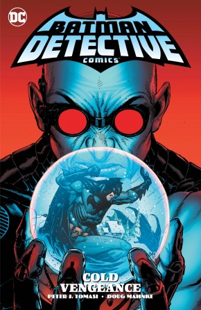 BATMAN DETECTIVE COMICS VOLUME 4 COLD VENGEANCE GRAPHIC NOVEL
