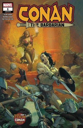 CONAN THE BARBARIAN #1 (2019 SERIES)