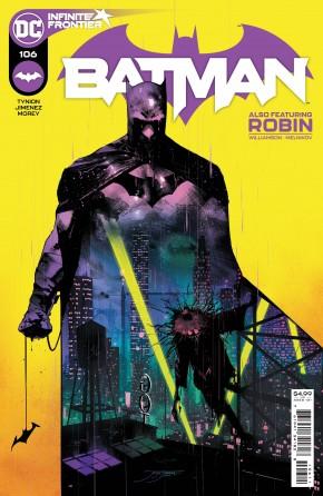 BATMAN #106 (2016 SERIES)