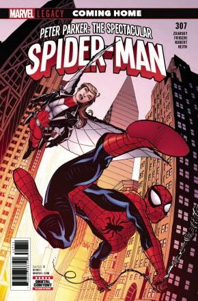 PETER PARKER SPECTACULAR SPIDER-MAN #307 (2017 SERIES)