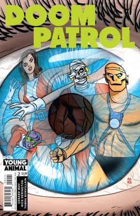 DOOM PATROL VOLUME 6 #2 VARIANT EDITION