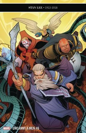 UNCANNY X-MEN #6 (2018 SERIES)