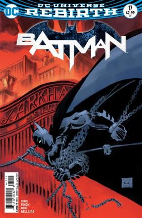 BATMAN #17 (2016 SERIES) VARIANT EDITION