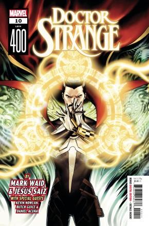 DOCTOR STRANGE #10 (2018 SERIES)