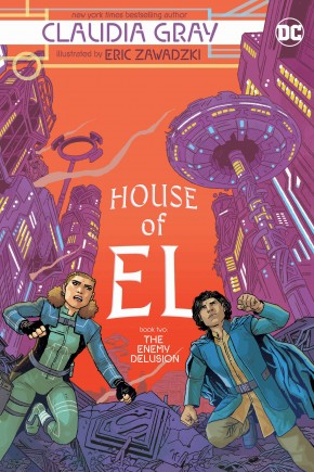HOUSE OF EL BOOK 2 ENEMY DELUSION GRAPHIC NOVEL