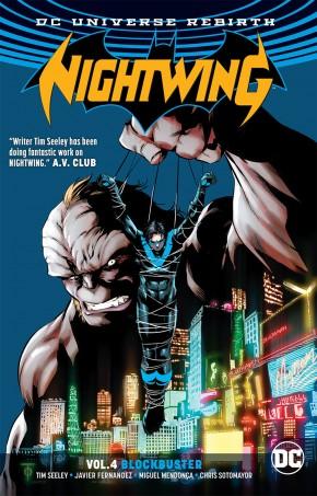 NIGHTWING VOLUME 4 BLOCKBUSTER GRAPHIC NOVEL