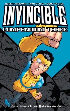 INVINCIBLE COMPENDIUM VOLUME 3 GRAPHIC NOVEL