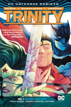 TRINITY VOLUME 1 BETTER TOGETHER GRAPHIC NOVEL