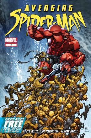 AVENGING SPIDER-MAN #2 (2011 SERIES)