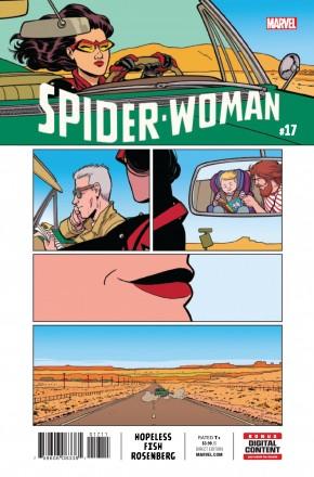 SPIDER-WOMAN #17 (2015 SERIES)
