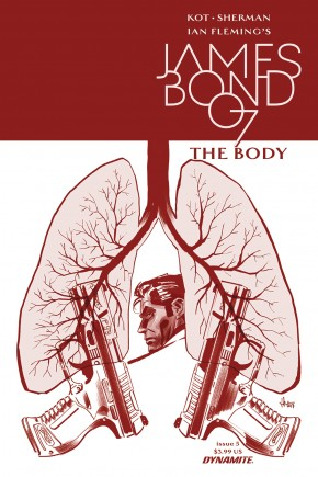 JAMES BOND THE BODY #5