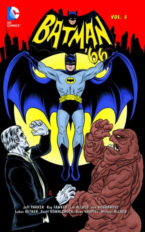 BATMAN 66 VOLUME 5 GRAPHIC NOVEL