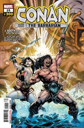 CONAN THE BARBARIAN #25 (2019 SERIES)
