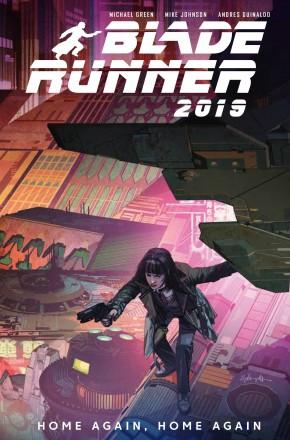 BLADE RUNNER VOLUME 3 HOME AGAIN HOME AGAIN GRAPHIC NOVEL