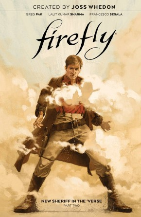 FIREFLY NEW SHERIFF IN THE VERSE VOLUME 2 HARDCOVER