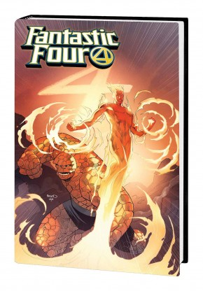 FANTASTIC FOUR FATE OF FOUR HARDCOVER