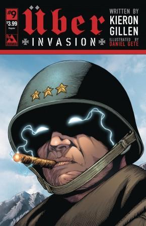 UBER INVASION #9