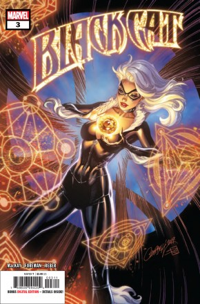 BLACK CAT #3 (2019 SERIES)