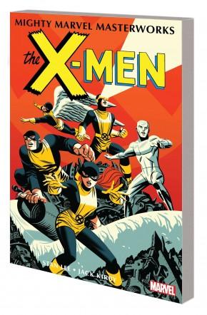 MIGHTY MARVEL MASTERWORKS X-MEN STRANGEST SUPER HEROES VOLUME 1 GRAPHIC NOVEL