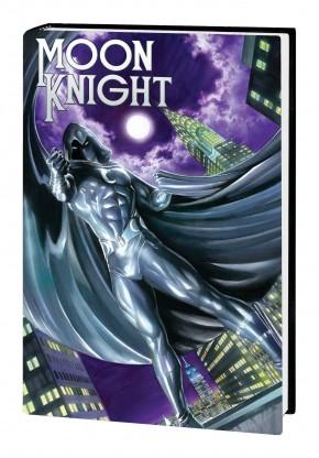 MOON KNIGHT OMNIBUS VOLUME 2 HARDCOVER ALEX ROSS COVER