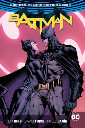 BATMAN REBIRTH DELUXE COLLECTION BOOK 2 HARDCOVER