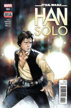 STAR WARS HAN SOLO #4