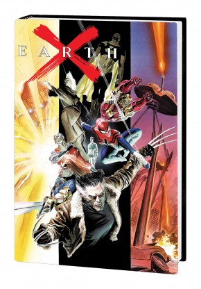 EARTH X TRILOGY OMNIBUS OMEGA HARDCOVER