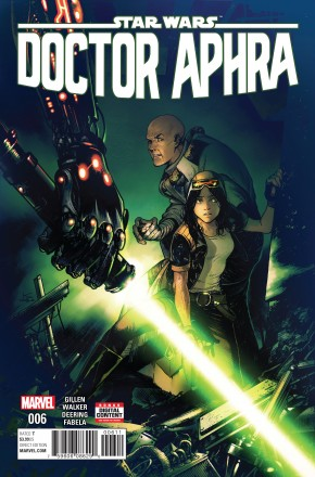 STAR WARS DOCTOR APHRA #6