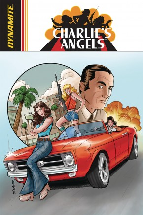 CHARLIES ANGELS VOLUME 1 GRAPHIC NOVEL