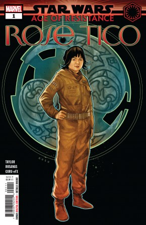 STAR WARS AGE OF RESISTANCE ROSE TICO #1