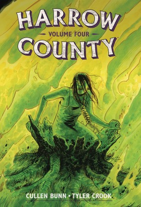 HARROW COUNTY LIBRARY EDITION VOLUME 4 HARDCOVER