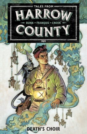 TALES FROM HARROW COUNTY GRAPHIC NOVEL