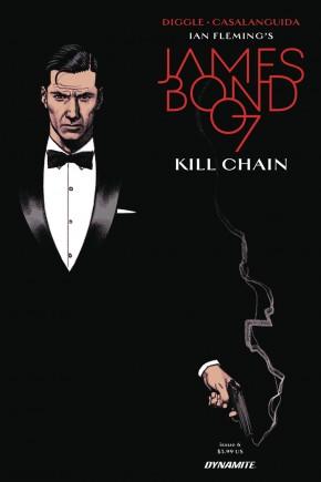 JAMES BOND KILL CHAIN #6