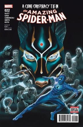 AMAZING SPIDER-MAN #22 (2015 SERIES)