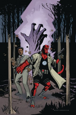 HELLBOY AND THE BPRD 1955 SECRET NATURE ONE SHOT